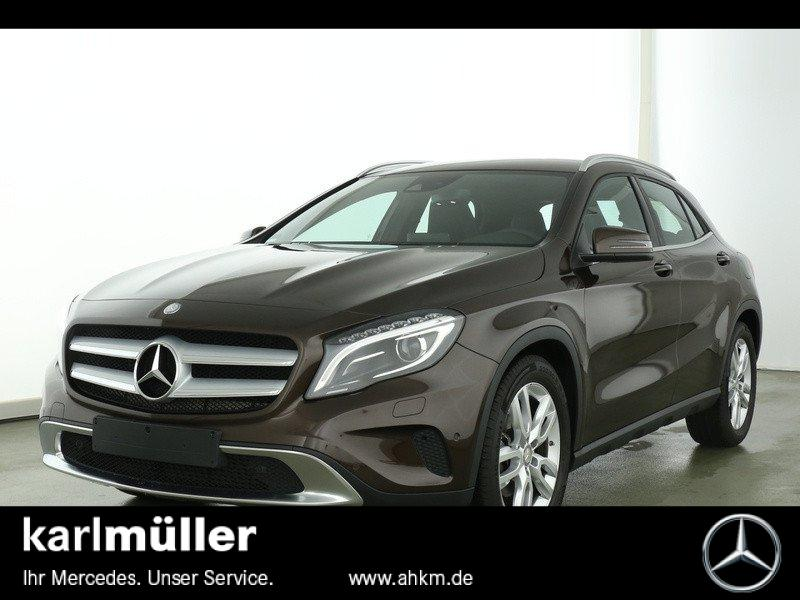 mercedes benz gla 200 urban gebraucht kaufen in m ssingen preis 29990 eur int nr km 000066. Black Bedroom Furniture Sets. Home Design Ideas