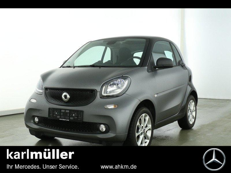 smart fortwo coupe fortwo 52kw gebraucht kaufen in m ssingen preis 8875 eur int nr km 00007a. Black Bedroom Furniture Sets. Home Design Ideas